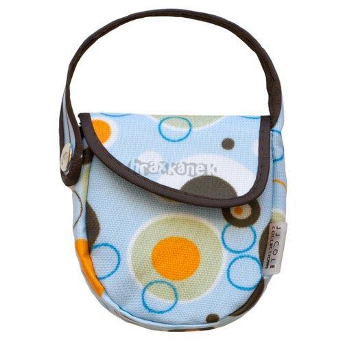Pouzdro na šidítko Blue Bubbles - JJ COLE