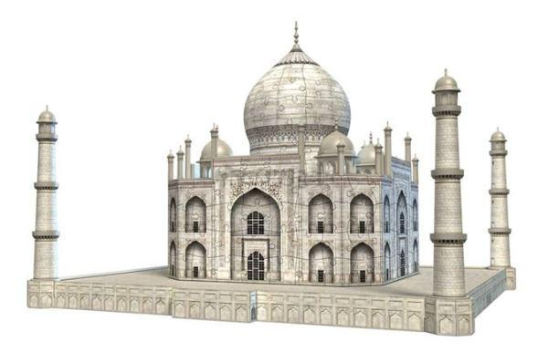 Puzzle 3D Taj Mahal 216 dílků
