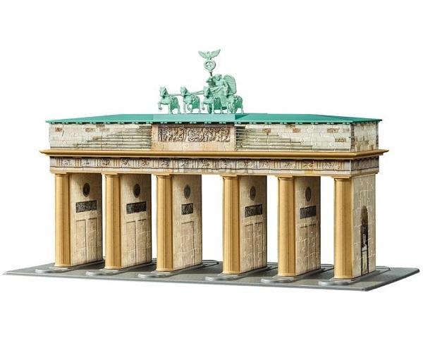 Ravensburger 3D puzzle Braniborská brána Berlín