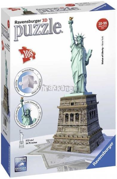 Ravensburger 3D Puzzle Statue of Liberty