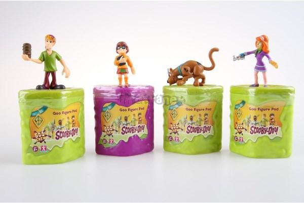 Scooby Doo figurka se slizem