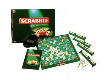 Scrabble Originál Mattel