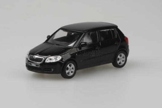 Škoda Fabia II. - Black Magic - 1:43 - model ABREX