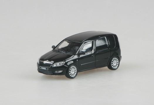 Škoda Praktik Black Magic 1:43 model ABREX