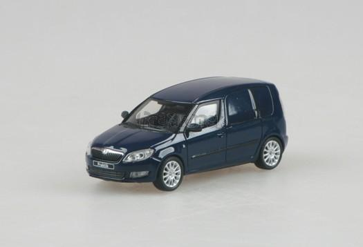 Škoda Praktik Blue Pacific Uni 1:43 model ABREX