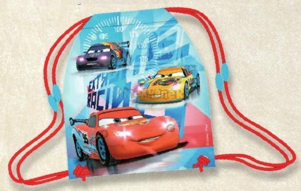 Školní sáček CARS 32 cm