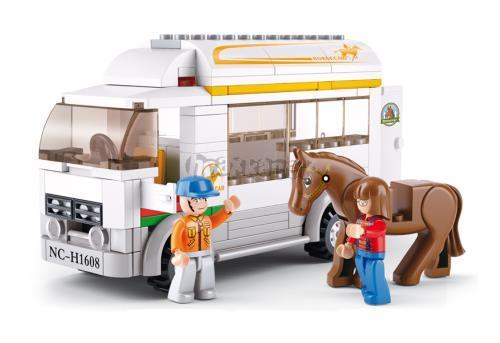 SLUBAN Vůz na přepravu koní B0559