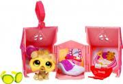 LPS s domečkem - ŠTĚNĚ v lázni - Littlest Pet Shop - Hasbro