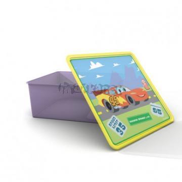Svačinový box 2 ks - Cars Sava - Disney - The First Years - 9370