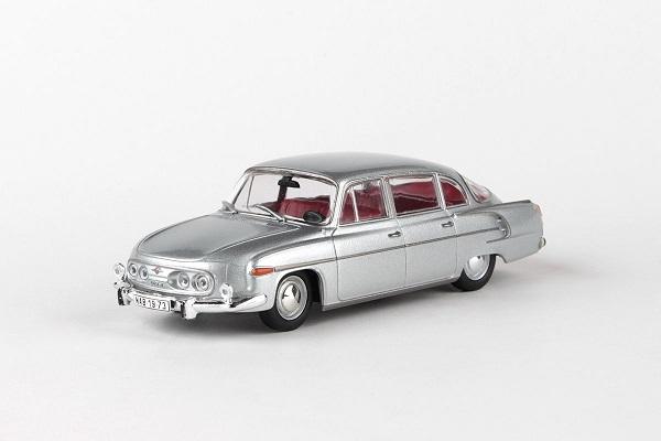 Tatra 603 (1969) 1:43 - Stříbrná Metalíza - ABREX