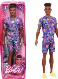 Barbie Model Ken 162 S afro účesem