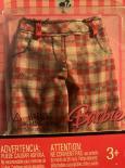 Barbie oblečení pro panenku KALHOTY Fashion