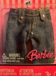 Barbie oblečení pro panenku JEANSY Fashion