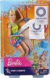 Barbie Olympionička HOROLEZKYNĚ