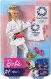 Barbie Olympionička KARATISTKA