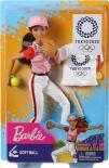 Barbie Olympionička SOFTBALLISTKA