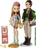Mattel Ever After High Ashlynn a Hunter-poštovné zdarma