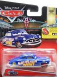 Fabulous Doktor HUDSON - Filmová autíčka - CARS - Mattel