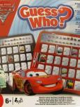 HÁDEJ KDO? CARS2 - hra HASBRO