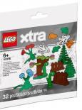 LEGO 40376 Sada doplňků – rostliny