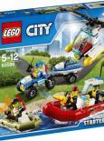 LEGO City 60086 Startovací sada města