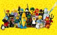 LEGO 71013 Minifigurky 16. série