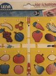 LENA 65759 - Kreslící šablony - ovoce