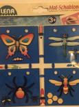 LENA 65759 - Kreslící šablony - hmyz