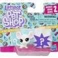 Littlest Pet Shop Dvě zvířátka - Zoe Housemouse - Guinsey Pigson