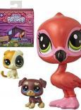 Hasbro Littlest Pet Shop Útulný domeček