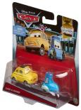 LUIGI a GUIDO Filmová autíčka CARS - Mattel