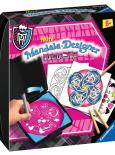 Mini Mandala Monster High