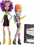 Monster High duo pack CLAWDEEN a HOWLEEN WOLF