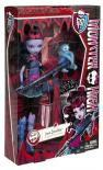 Monster High Jane Boolittle příšerka