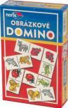 Obrázkové domino - Společenská hra
