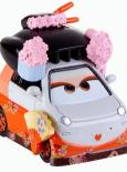 OKUNI - Filmová autíčka - CARS - Mattel