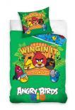 Carbotex Povlečení Angry Birds Rio hudba bavlna 160x200 70x80