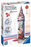 Puzzle Big Ben Vlajková edice 216d