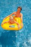 Sedátko dětské do vody DELUXE INTEX