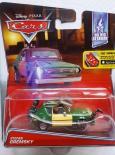 STEFAN GREMSKY - Filmová autíčka CARS - Mattel