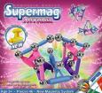SUPERMAG TRYRON růžová 46 dílků