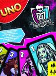 Uno karty Monster High 2
