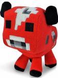 Zvířátko plyšové Minecraft - kravička Mooshroom