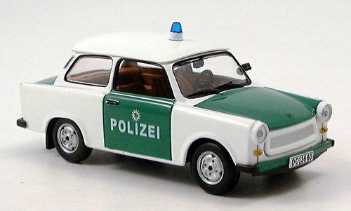 Trabant 601 1:24 POLIZEI WELLY