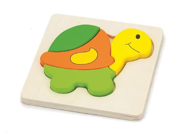 Viga Puzzle pro nejmenší želva