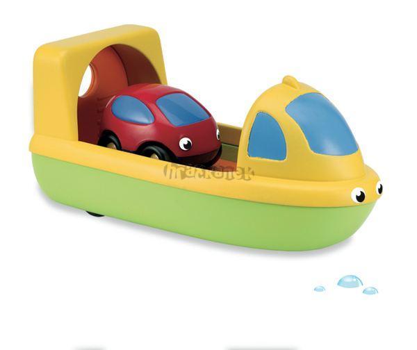 VP Mini trajekt s autem - SMOBY